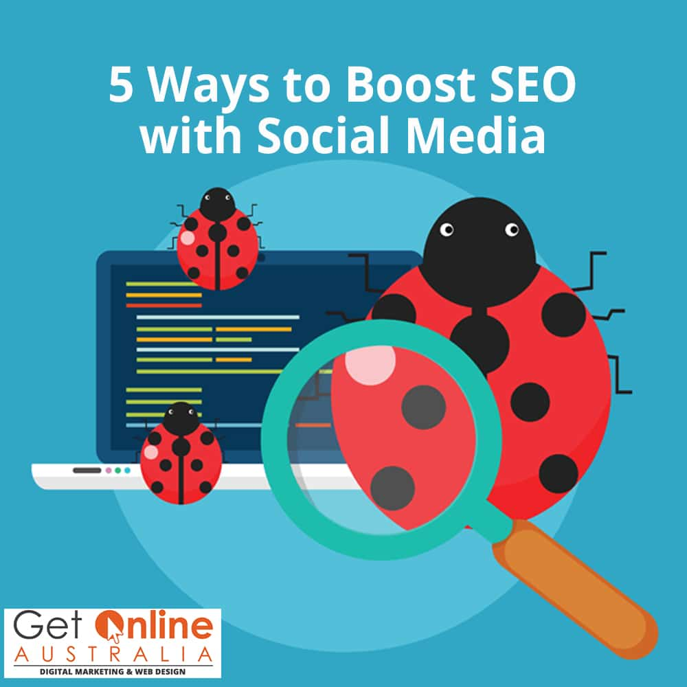 boost seo with social media marketing