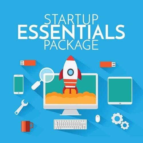 Startup essentials package